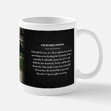 Churchill Downs Historical Mug Mug