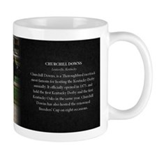 Churchill Downs Historical Mug Mug
