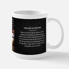 The Chicago Theater Historical Mug Mug