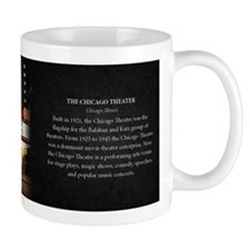 The Chicago Theater Historical Mug Mug