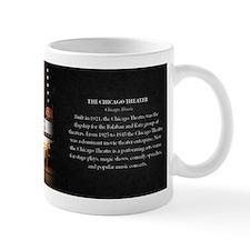 The Chicago Theater Historical Small Mug Small Mug