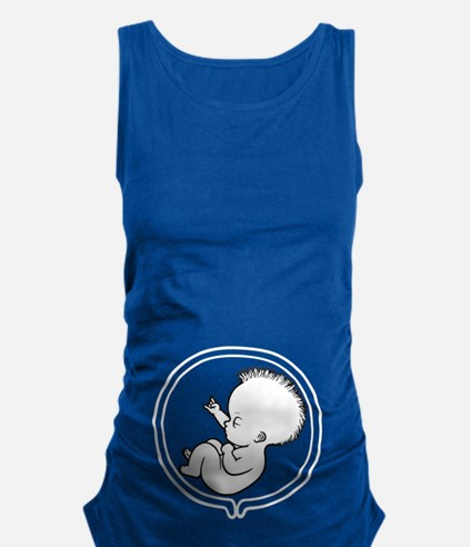 Rock Belly Maternity Tank Top