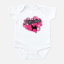 Finnish Spitz Infant Bodysuit