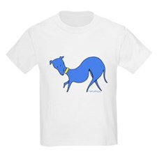 Purple Prissy Kids T-Shirt