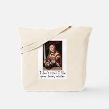 Unwise Tone Tote Bag