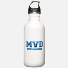 Most Valuable Dad Water Bottle