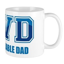 Most Valuable Dad Mug