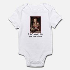 Unwise Tone Infant Bodysuit
