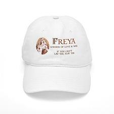 Freya Love and War Baseball Baseball Cap