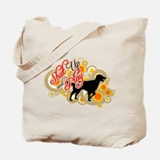 German Longhaired Pointer Tote Bag