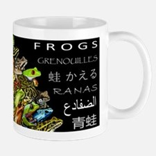 Frogs of the World Mug