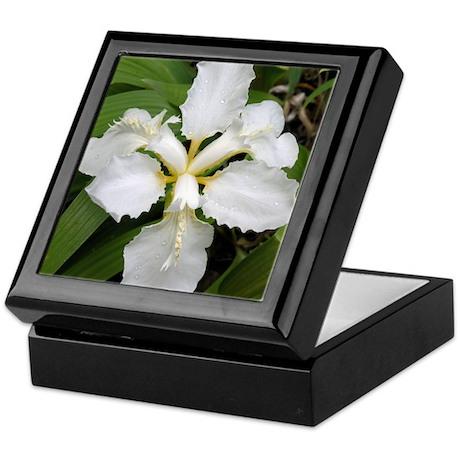 White Lilly - Keepsake Box
