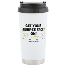 Burpee_Face Travel Mug