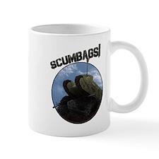 Crushed! Small Mug