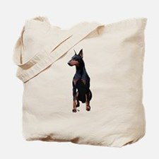 Mollys Manchester Terrier Tote Bag