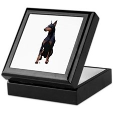 Mollys Manchester Terrier Keepsake Box