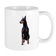 Mollys Manchester Terrier Small Small Mugs