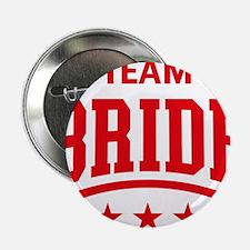 """Team Bride (Stars, Red) 2.25"""" Button"""