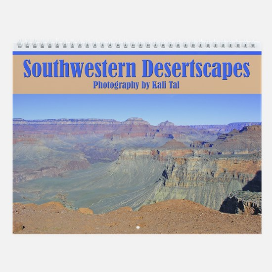 Desertscapes Photo Wall Calendar