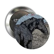 "Love is a Rescue 2.25"" Button"