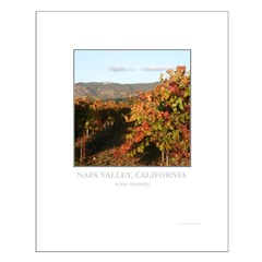 Napa Valley Autumn, Posters