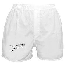 F-111 Aardvark Boxer Shorts