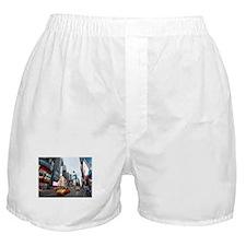 Super! Times Square New York - Pro Ph Boxer Shorts