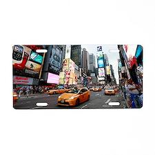 Super! Professional photo Times Square NYC Aluminu