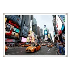 Super! Times Square New York - Pro Photo Banner