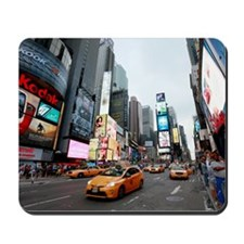 Super! Times Square New York - Pro Photo Mousepad