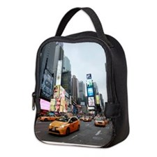 Super! Times Square New York - Neoprene Lunch Bag