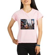 Super! Times Square New Yo Performance Dry T-Shirt
