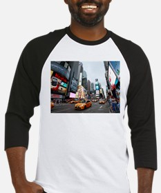 Super! Times Square New York - Pro Baseball Jersey