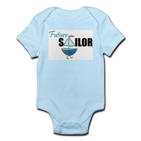 Future Sailor Infant Bodysuit
