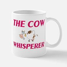 The Cow Whisperer Mugs