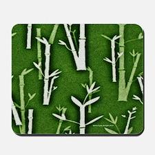 Spring Bamboo Mousepad