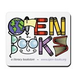 Open Books Mousepad