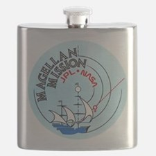 STS-33 Discovery Flask