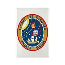 STS-30 Rectangle Magnet