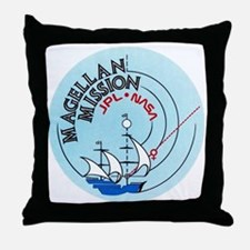 STS-33 Discovery Throw Pillow