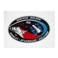 STS-31 Discovery 5'x7'Area Rug