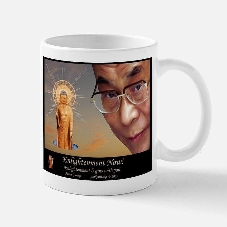 Enlightenment Now! -2- Mug