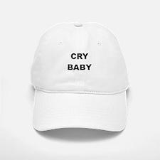 CRY BABY Baseball Baseball Baseball Cap