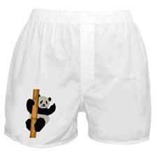 Pissed Off Panda Boxer Shorts