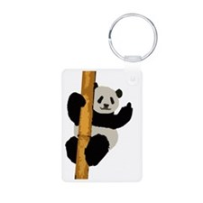 Pissed Off Panda Keychains