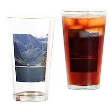 Nærøyfjorden Drinking Glass