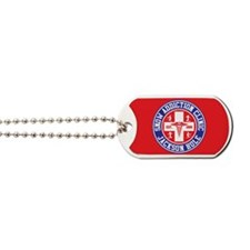 Jackson Hole Snow Addiction Clinic Dog Tags