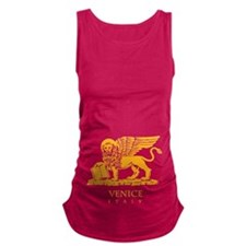 Venice Coat of Arms Maternity Tank Top