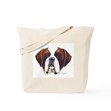 Big Daddy St Bernard Tote Bag