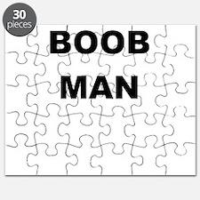 BOOB MAN Puzzle